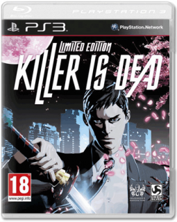 Диск KIller is Dead - Limited Edition [PS3]