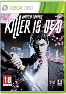 Диск KIller is Dead - Limited Edition (Б/У) [X360]
