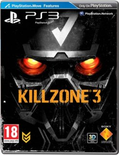 Диск Killzone 3 Collectors Edition [PS3]