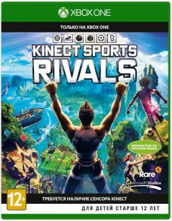 Диск Kinect Sports Rivals (Б/У) [Xbox One]