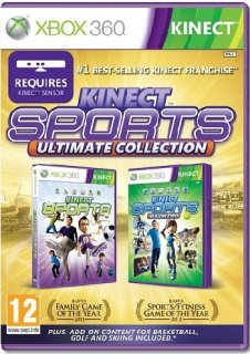 Диск Kinect Sports Ultimate Collection [X360, Kinect]