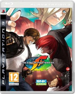 Диск King of Fighters XII (Б/У) [PS3]