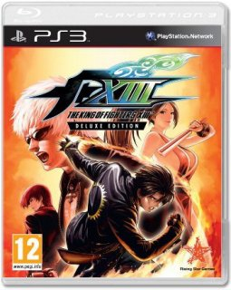 Диск King of Fighters XIII [PS3]