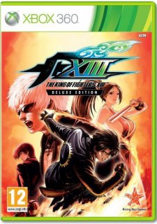 Диск King of Fighters XIII Deluxe Edition [X360]