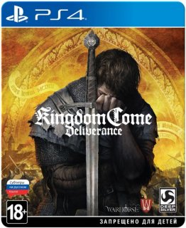 Диск Kingdom Come: Deliverance Steelbook Edition (Б/У) [PS4]