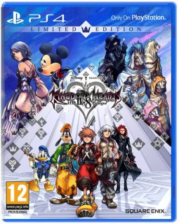 Диск Kingdom Hearts HD 2.8 Final Chapter Prologue - Limited Edition [PS4]