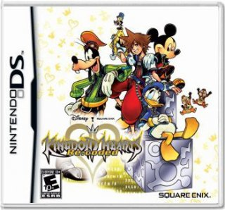 Диск Kingdom Hearts: Re:coded [DS]