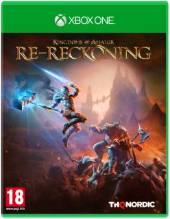 Диск Kingdoms of Amalur: Re-Reckoning [Xbox One]
