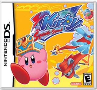 Диск Kirby: Mouse Attack (Squeak Squad) (US) (Б/У) [DS]