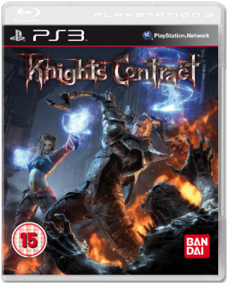 Диск Knights Contract (Б/У) [PS3]