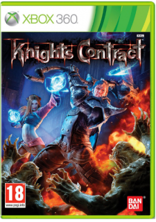 Диск Knights Contract [X360]