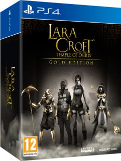 Диск Lara Croft and the Temple of Osiris Gold Edition [PS4]