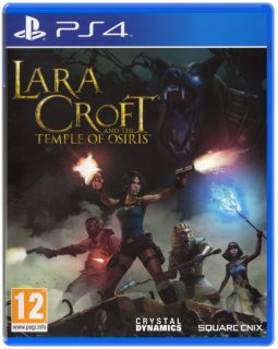 Диск Lara Croft and the Temple of Osiris [PS4]