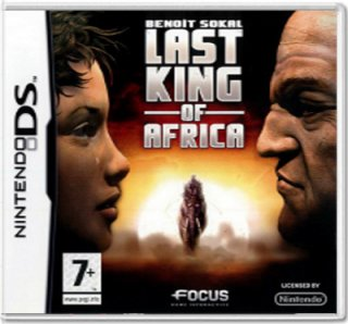 Диск Last King Of Africa [DS]