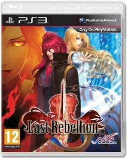 Диск Last Rebellion (PS3)