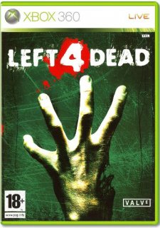 Диск Left 4 Dead Game of the Year Edition (Classics) (Б/У) [X360]