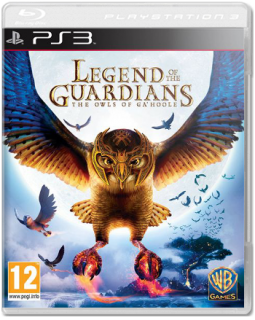 Диск Legend of the Guardians: the Owls of Ga'Hoole (Б/У) [PS3]