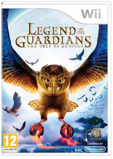 Диск Legend of the Guardians: the Owls of Ga'Hoole [Wii]