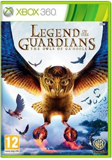 Диск Legend of the Guardians: the Owls of Ga'Hoole (Б/У) [X360]