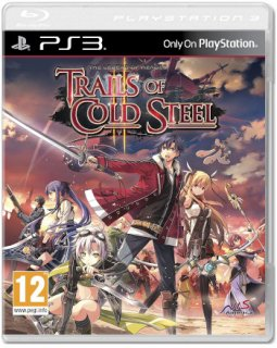 Диск Legend of Heroes: Trails of Cold Steel II [PS3]