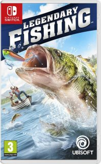 Диск Legendary Fishing [NSwitch]