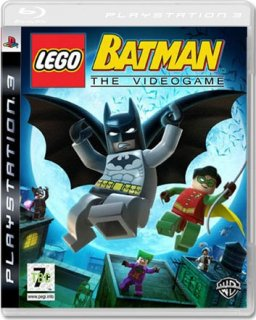Диск LEGO Batman: The Videogame (Б/У) [PS3]