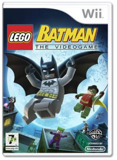 Диск LEGO Batman: The Videogame [Wii]