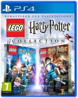 Диск LEGO Harry Potter Collection [PS4]