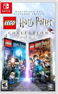 Диск LEGO Harry Potter Collection (US) [NSwitch]