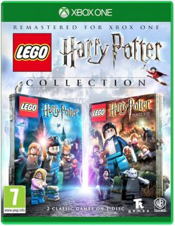 Диск LEGO Harry Potter Collection [Xbox One]