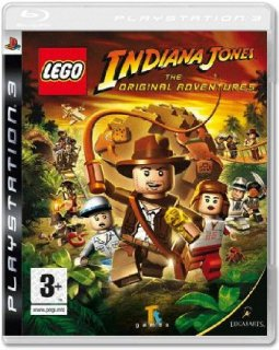 Диск LEGO Indiana Jones: The Original Adventures [PS3]