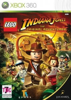 Диск LEGO Indiana Jones: The Original Adventures [X360]