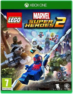 Диск Lego Marvel Super Heroes 2 [Xbox One]