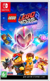 Диск LEGO Movie 2 Videogame [NSwitch]
