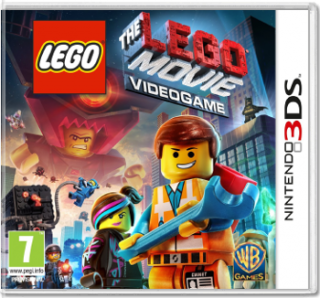 Диск LEGO Movie Videogame  [3DS]