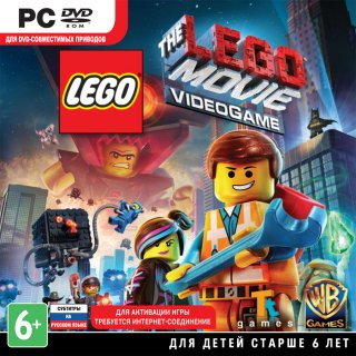 Диск LEGO Movie Videogame [PC,Jewel]