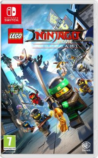 Диск LEGO Ninjago Movie Game: Videogame (Б/У) [NSwitch]