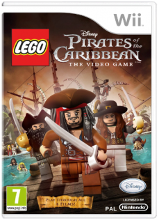Диск Lego Pirates Of The Caribbean [Wii]
