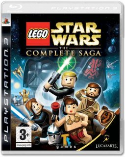 Диск LEGO Star Wars: The Complete Saga (Б/У) [PS3]