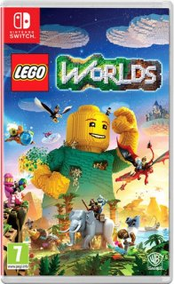 Диск LEGO Worlds [NSwitch]