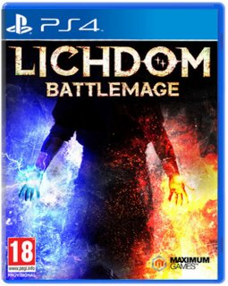 Диск Lichdom: Battlemage [PS4]