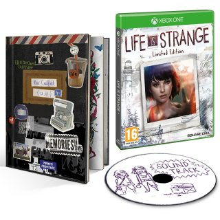 Диск Life is Strange - Limited Edition (Б/У) [Xbox One]