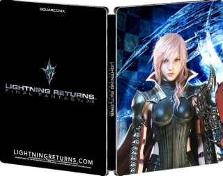 Диск Lightning Returns: Final Fantasy XIII - Day One Edition [PS3]