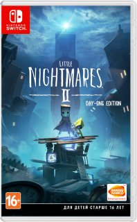 Диск Little Nightmares II - Day 1 Edition [NSwitch]