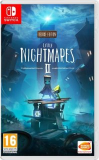 Диск Little Nightmares II - Deluxe Edition [NSwitch]