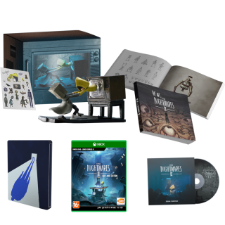Диск Little Nightmares II - TV Edition [Xbox One]