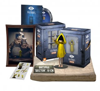 Диск Little Nightmares - Six Edition [PS4]