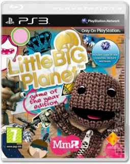 Диск LittleBigPlanet: Game of the Year [PS3]