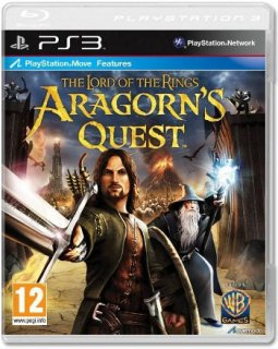 Диск The Lord of the Rings: Aragorn's Quest [PS3, PS Move]