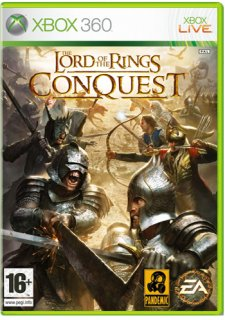 Диск The Lord of the Rings: Conquest (Б/У) [X360]